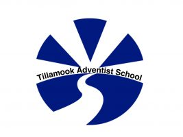 Tillamook Adventist® School logo